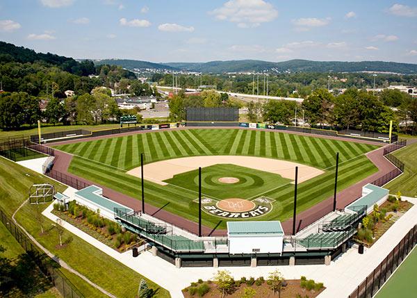 SUNY Binghamton Baseball Field