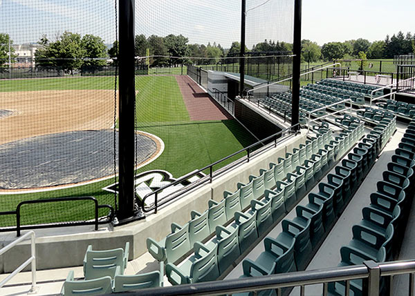 SUNY Binghamton Softball Field