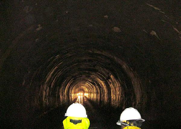 Elizabeth Tunnel
